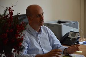 Ing. Antonio Mastrodonato, assessore all'ambiente comune di Andria