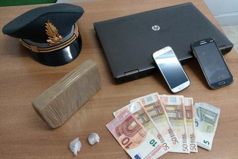 Traffico di eroina: arrestati due albanesi