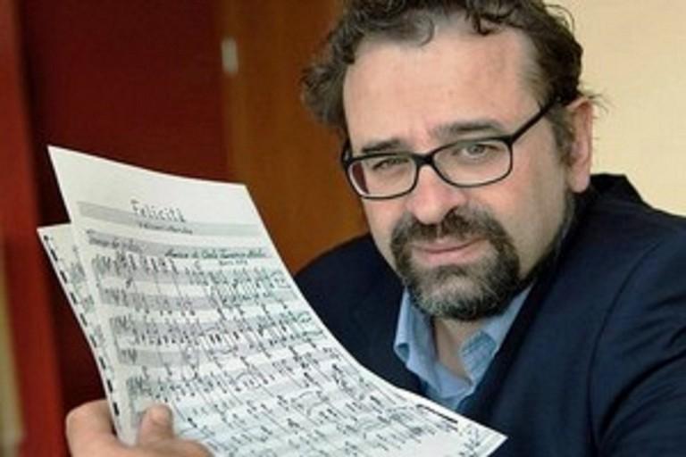 """""""Il senso della vita"""", all'Itis Jannuzzi una lezione con il pianista ebreo Lotoro"""