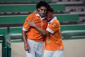 Futsal Andria abbraccio