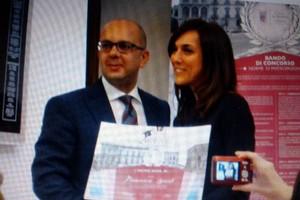 Vincitrice Premio di Laurea Andria