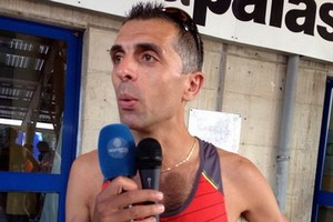 Francesco Minerva, vincitore Trofeo Federiciano