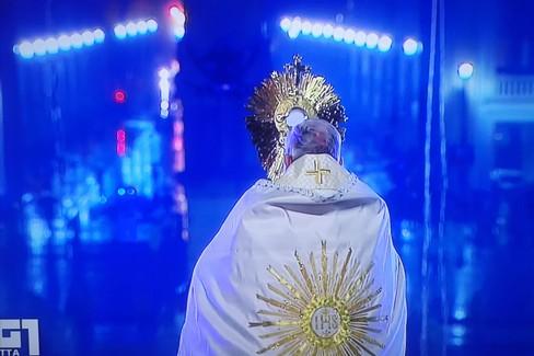 "Papa Francesco: Preghiera e Benedizione ""Urbi et Orbi""- LIS"