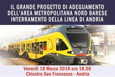 progetto ferrovia