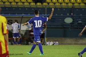 Lattanzio gol Fidelis Andria
