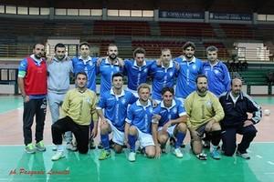 Futsal Andria, squadra