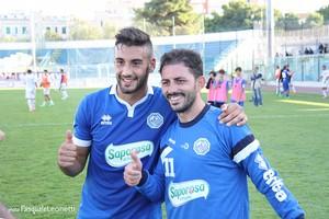 Grandolfo - Strambelli, goleador Fidelis