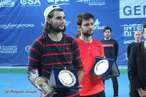 Grigoriu / Paval vincitori del Challenger ATP di Andria nel doppio