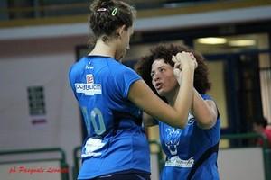 Valeria Gorgoglione, Centrale Audax Volley Andria