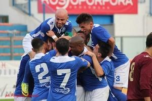 Fidelis Andria vittoria contro la Puteolana