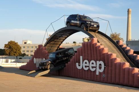 Nuova Jeep Wrangler esclusiva nazionale Maldarizzi Automotive Group