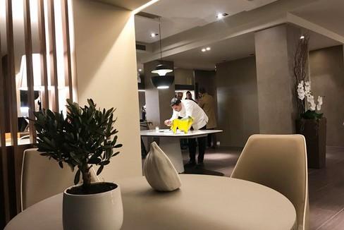 """""""Memorie """", il ristorante dello chef stellato Felice Lo Basso"""