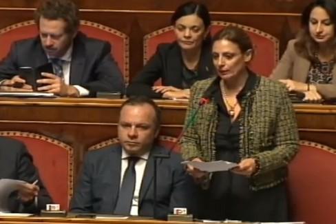 Angela Anna Bruna Piarulli (M5S) - Intervento in aula 06/12/2018