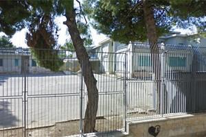 Scuola Jannuzzi abbandonata