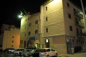 La sede della ASL di Via Fornaci