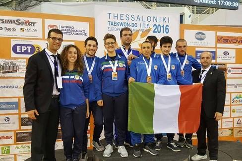 italia taekwondo