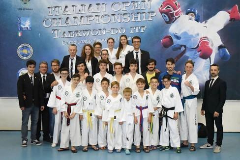 taekwondo velletri