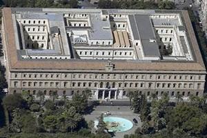 Università di Bari visione aerea