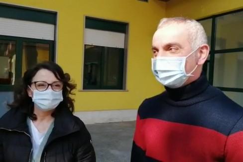 """I docenti del Liceo Nuzzi si vaccinano:  """"Così iniziamo la ripresa """""""