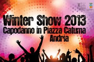 Winter Show 2013 Capodanno in Piazza Catuma