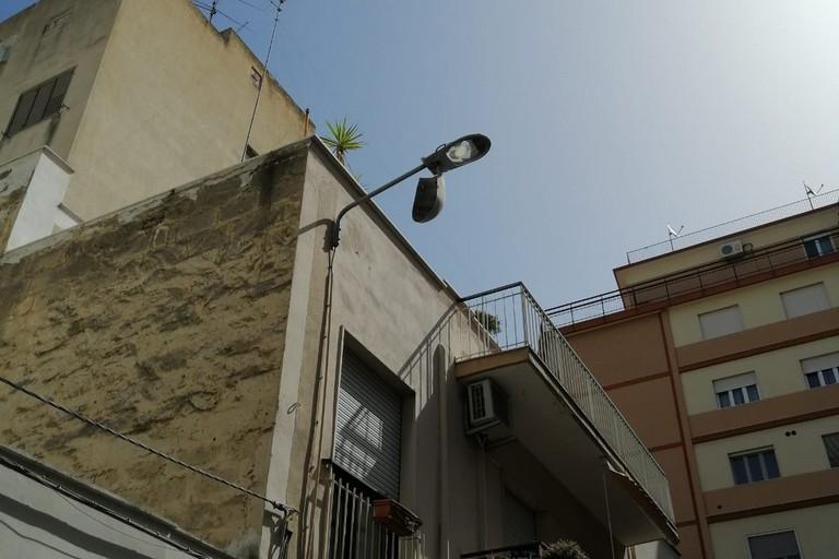 Interventi per colmatura buche e riparazione lampioni pubblica illuminazione