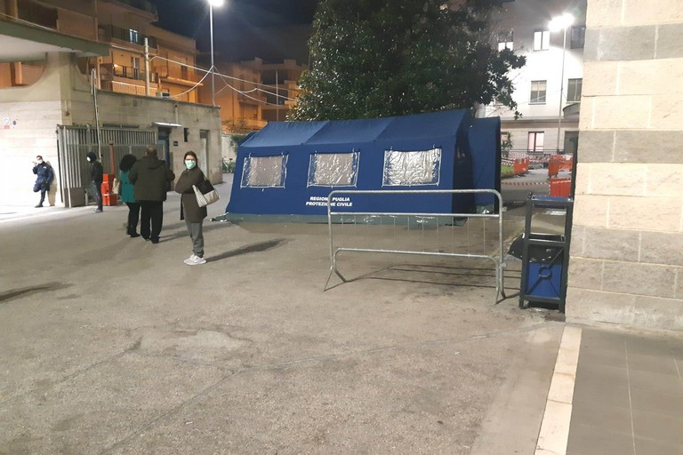 Ospedale Bonomo di Andria
