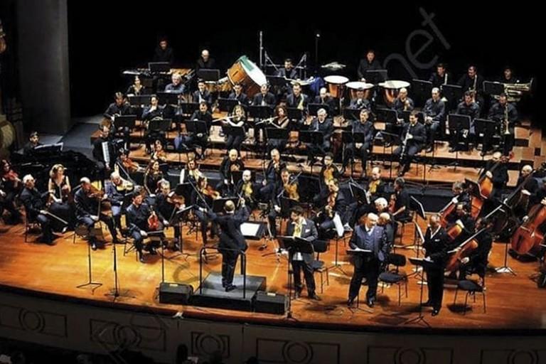 orchestra sinfonica città metropolitana di bari