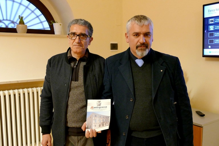 Montegrsosso  – storia di un feudo dimenticato. <span>Foto Riccardo Di Pietro</span>