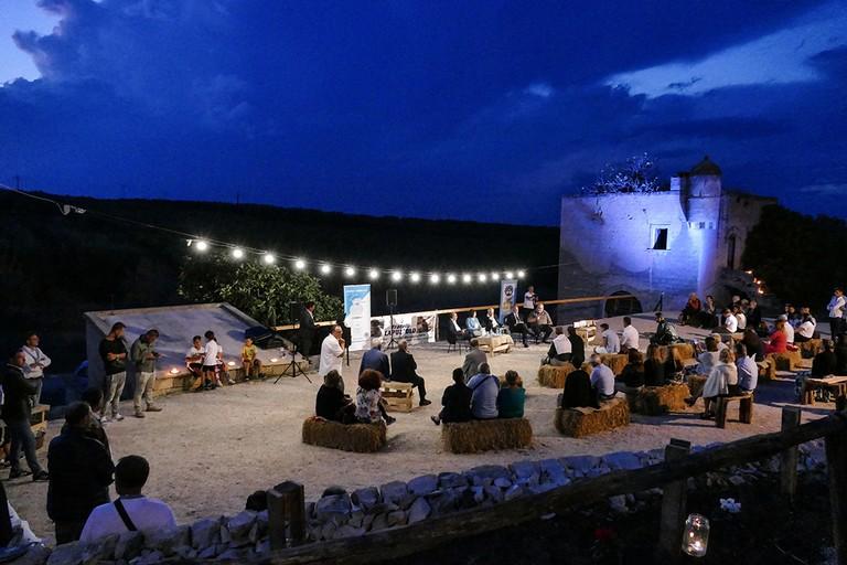 """Il Borgo Montegrosso saluta l'estate con la 2^ edizione del premio """"MurgiAutentica"""". <span>Foto Riccardo Di Pietro</span>"""