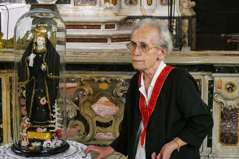 Festa della Beata Vergine Maria Addolorata. <span>Foto Riccardo Di Pietro</span>