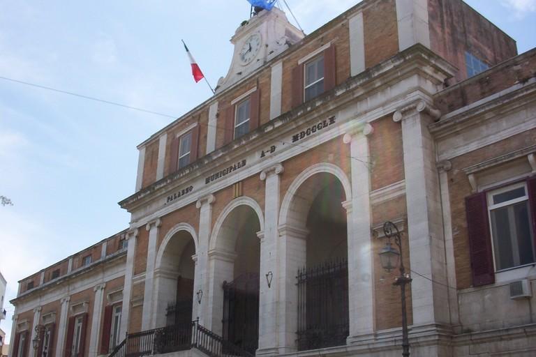 Andria, Palazzo di Città