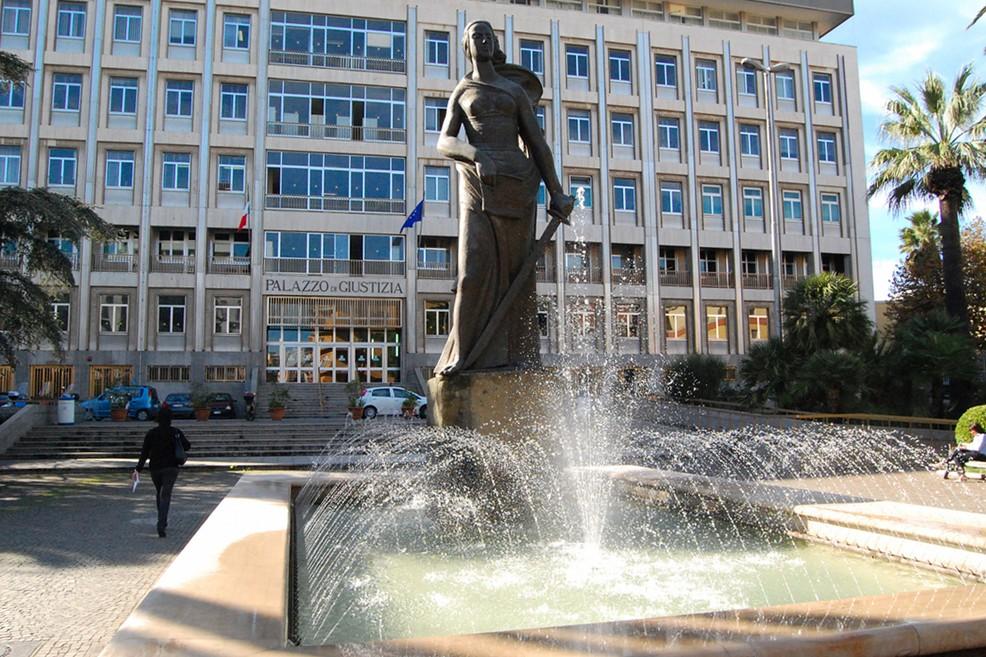 Palazzo di Giustizia Corte d'Appello Bari