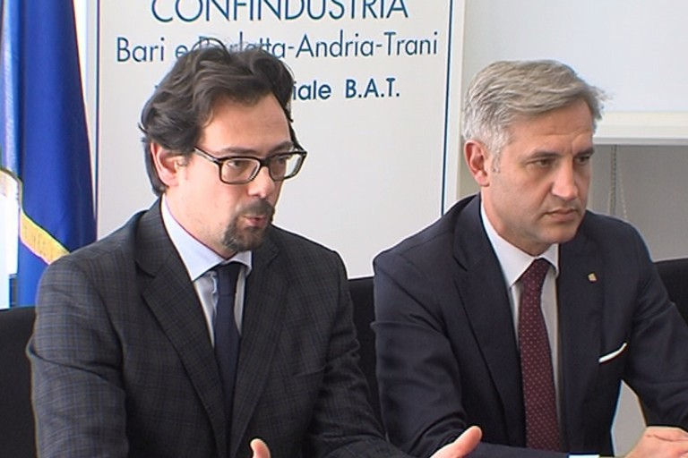 Michele Piazzolla e Sergio Fontana