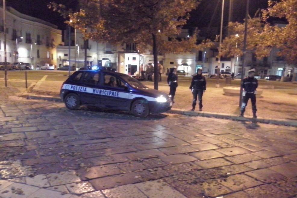 Ad Andria, le auto della Polizia Municipale monteranno la tecnologia del futuro