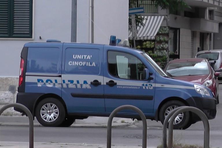 nucleo cinofili della Polizia di Stato