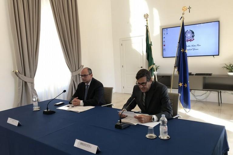 Sottoscritto accordo tra Prefettura ed Asl/Bt