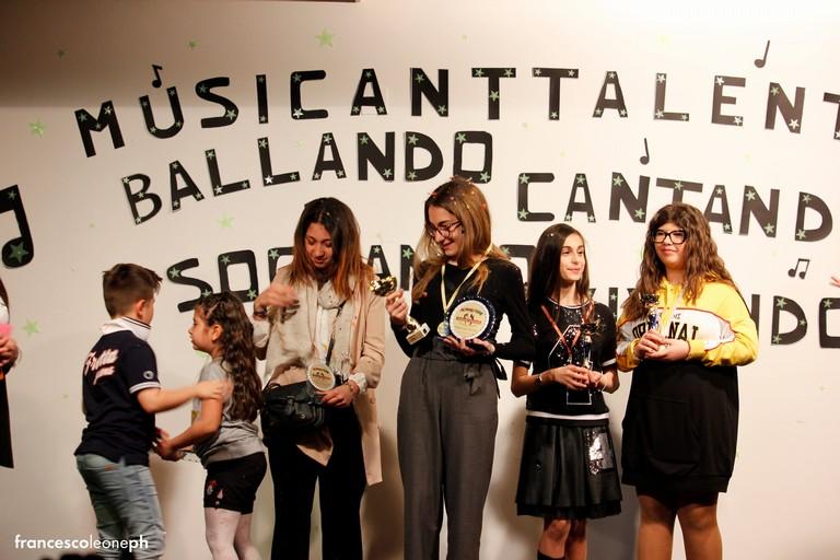 Premiazione I edizione del talent