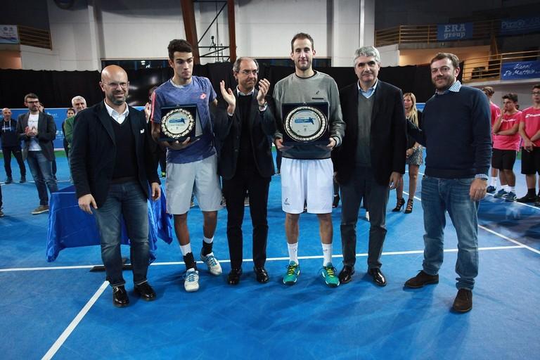 Tennis, Challenger di Andria
