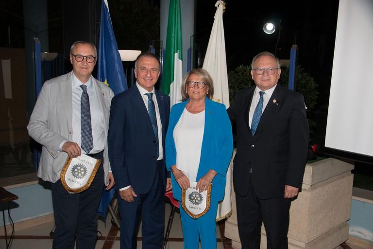 Borsa di studio conferita dal Rotary Club Bat ed Università di Foggia
