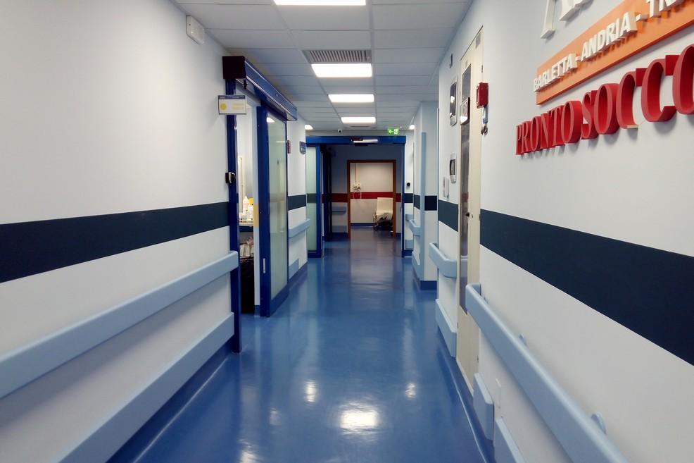 Pronto soccorso ospedale Lorenzo Bonomo