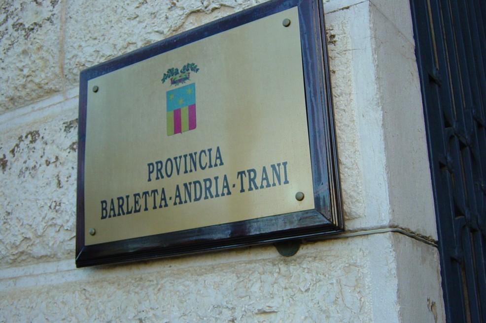provincia Barletta Andria Trani. <span>Foto Vincenzo Cassano</span>