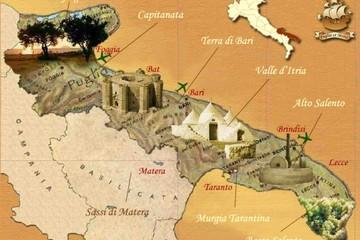 Puglia Cartina Turistica.Guida Ed Accompagnatore Turistico Chiusa La Procedura Per Domande Esame