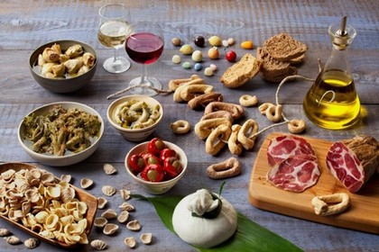 Enogastronomia di Puglia