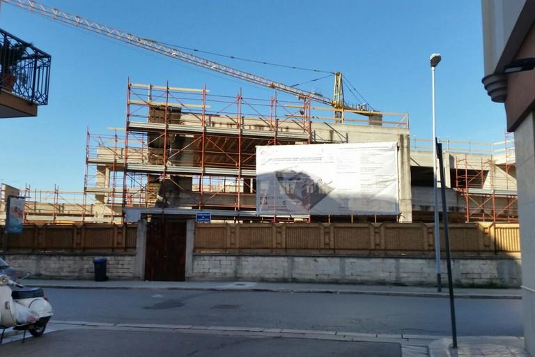 costruzione nuova Questura