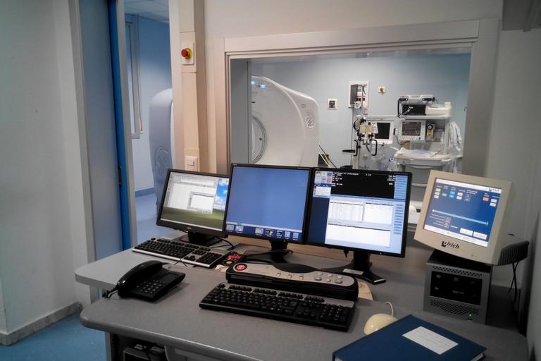 ospedale radiologia