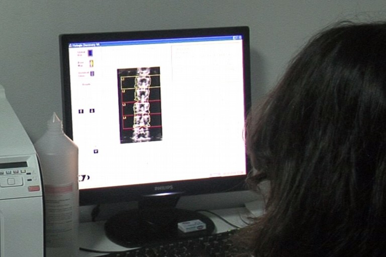 Densitometria al Bonomo