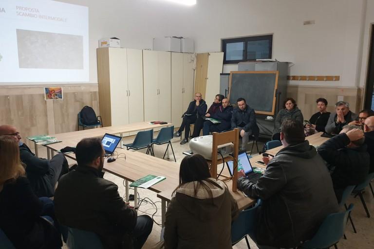 Riunione Forum ambiente e salute Andria