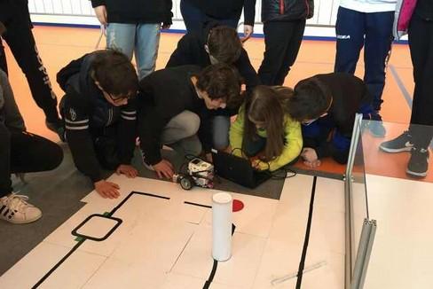 gare di robotica educativa