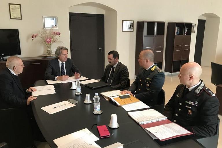 Comitato provinciale ordine e sicurezza pubblica