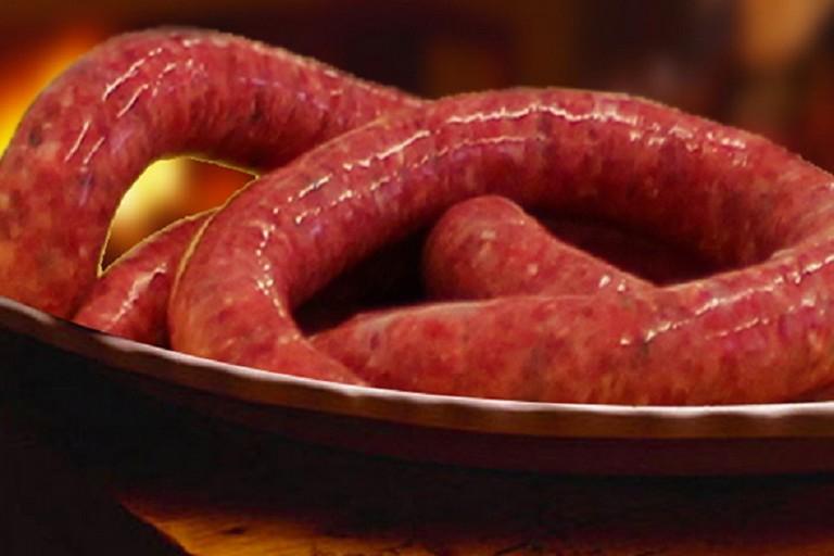 salsiccia tradizionale